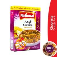 National Recipes Quorma Masala Economy Pack 100g