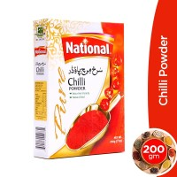 National Chilli Powder - 200gm