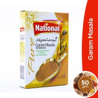National Garam Masala Powder - 50gm