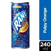 Rani Orange Juice Can - 240ml