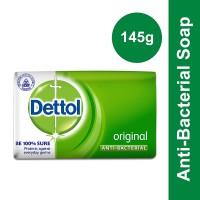 Dettol Original Anti-Bacterial Soap - 145gm
