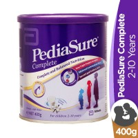 Pediasure Vanilla Complete Milk Powder - 400gm