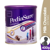 Pediasure Chocolate Complete Milk (2-10 Years) - 400gm
