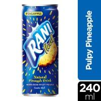 Rani Pineapple Juice Can - 240ml