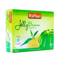 Rafhan Banana Jelly Powder - 80gm