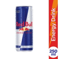 Red Bull Drink Can - 250ml
