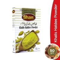 Shan Khalis Haldee Powder - 50gm
