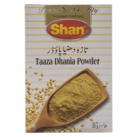 Shan Taaza Dhania Powder - 50gm