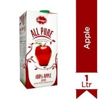 Shezan All Pure Apple Juice - 1Ltr