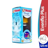 Shield Evenflo Feeding Bottle - 125ml