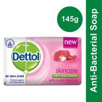 Dettol Skincare Anti-Bacterial Soap - 138gm