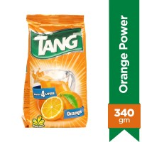 Tang Orange Drinking Powder Pouch - 340gm