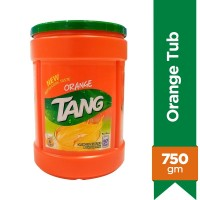 Tang Drinking Powder Orange Tub - 750gm