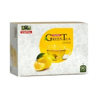 Tapal Green Tea Lemon (Pack Of 90)