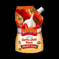 Shangrila Sauce Chilli Garlic Pouch - 475gm