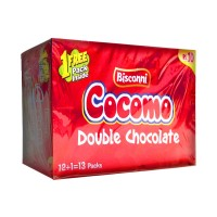 Bisconni Cocomo Pouch (Pack of 13) Free pack inside - 32gm