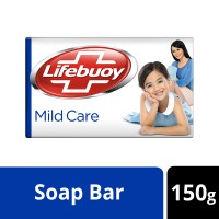 Lifebuoy Mild Care Soap 150g