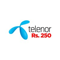 Telenor Prepaid Voucher (Rs.250)