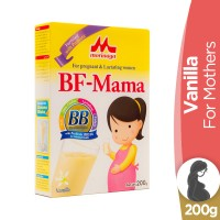 Morinaga Powder Milk BF Mama Vanilla - 200gm