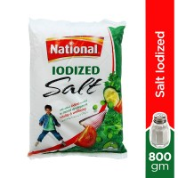 National Iodized Salt - 800gm