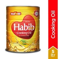 Habib Cooking Oil - 5Ltr