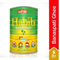Habib Banaspati Ghee - 5kg