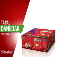 Tapal Danedar Enveloped Teabags (Pack of 50)