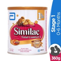 Similac Total Comfort-1 (0-6 Months) - 360gm