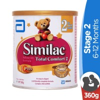 Similac Total Comfort-2 (6-12 Months) - 360g