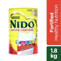 Nestle Nido Fortified Tin - 1.8kg