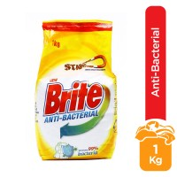 Brite Anti-Bacterial Detergent Powder - 1kg