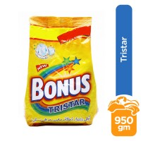 Bonus Tristar Detergent Powder - 950gm