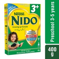 Nestle Nido 3+ Box - 400gm
