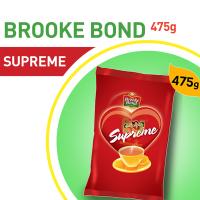 Brooke Bond Supreme Tea 475g Pouch