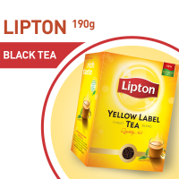 Lipton Yellow Label Tea - 190gm