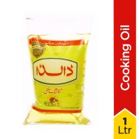 Dalda Cooking Oil - 1Ltr