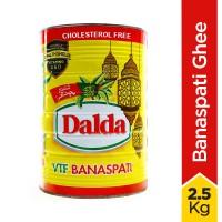 Dalda Banaspati Ghee - 2.5kg