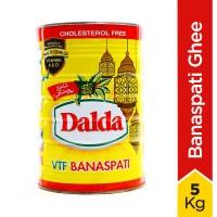 Dalda Banaspati Ghee - 5kg