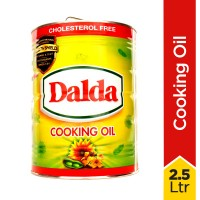 Dalda Cooking Oil - 2.5Ltr