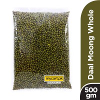 Daal Moong (Whole) - 500gm