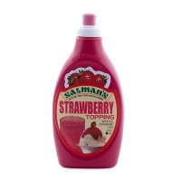 Salman's Strawberry Syrup 623g