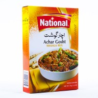 National Recipes Achar Gosht 50g