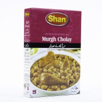 Shan Recipes Murgh Cholay 50g