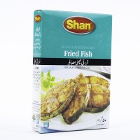 Shan Recipes Fried Fish 50g