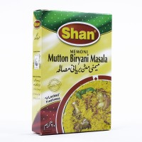 Shan Recipes Memoni Mutton Biryani 60g