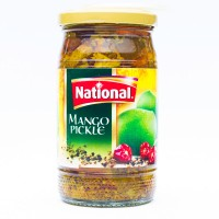 National Mango Pickle - 320gm