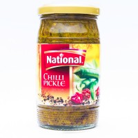 National Chilli Pickle - 310gm