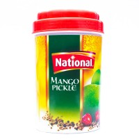 National Pickle Mango 1kg Jar