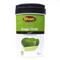 Shan Pickle Mango Jar 1kg