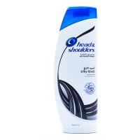 Head & Shoulders Shampoo Silky Black 400ml